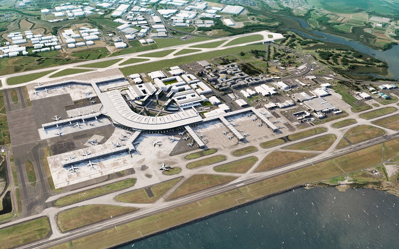 Airport of the future