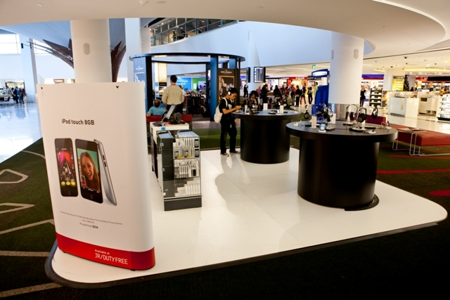 New Apple store | Auckland Airport