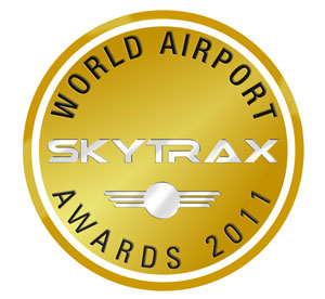 Auckland Airport - Voted 8th Best Airport in the World 2011
